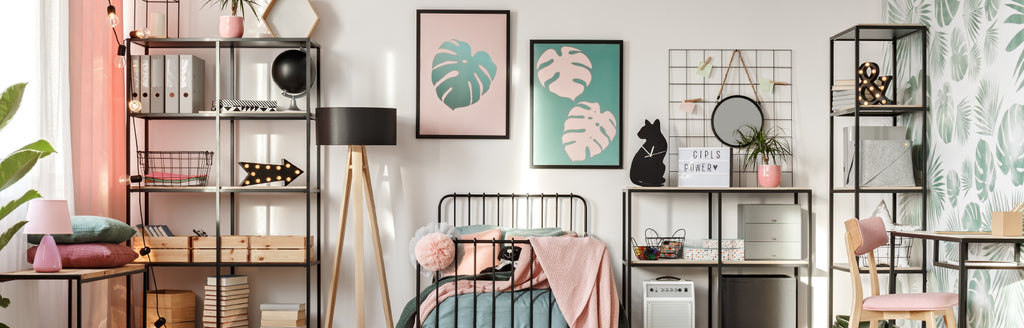 how to make a small apartment look nice