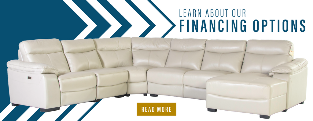 Learn About Our Financing Options