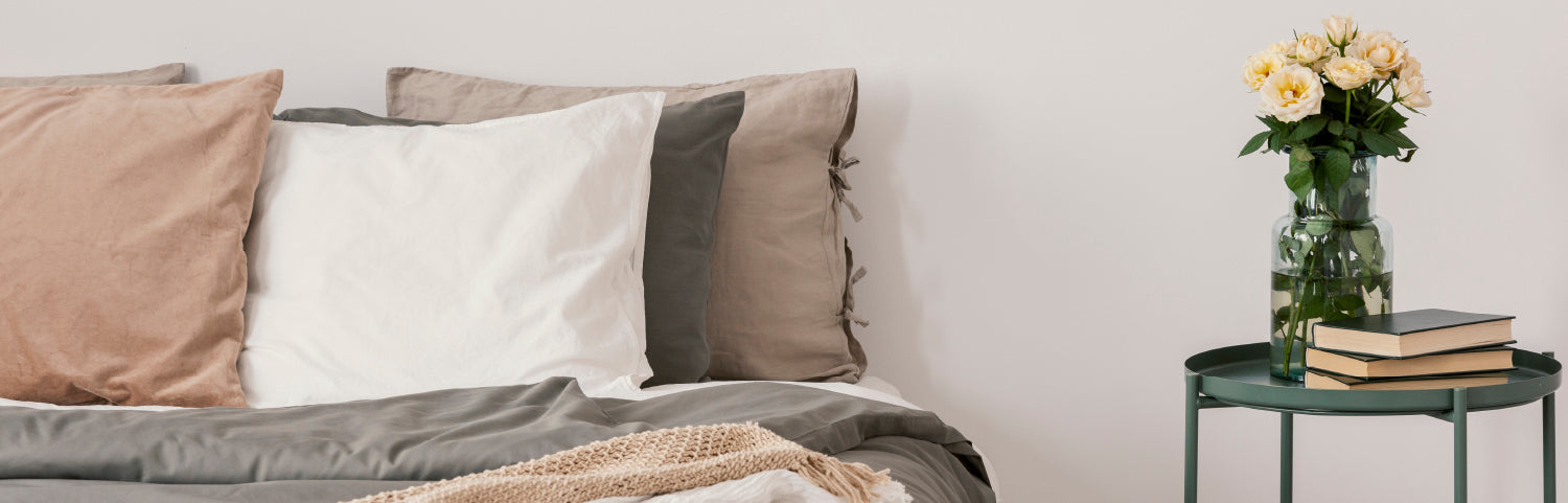 how to keep guest bedroom fresh