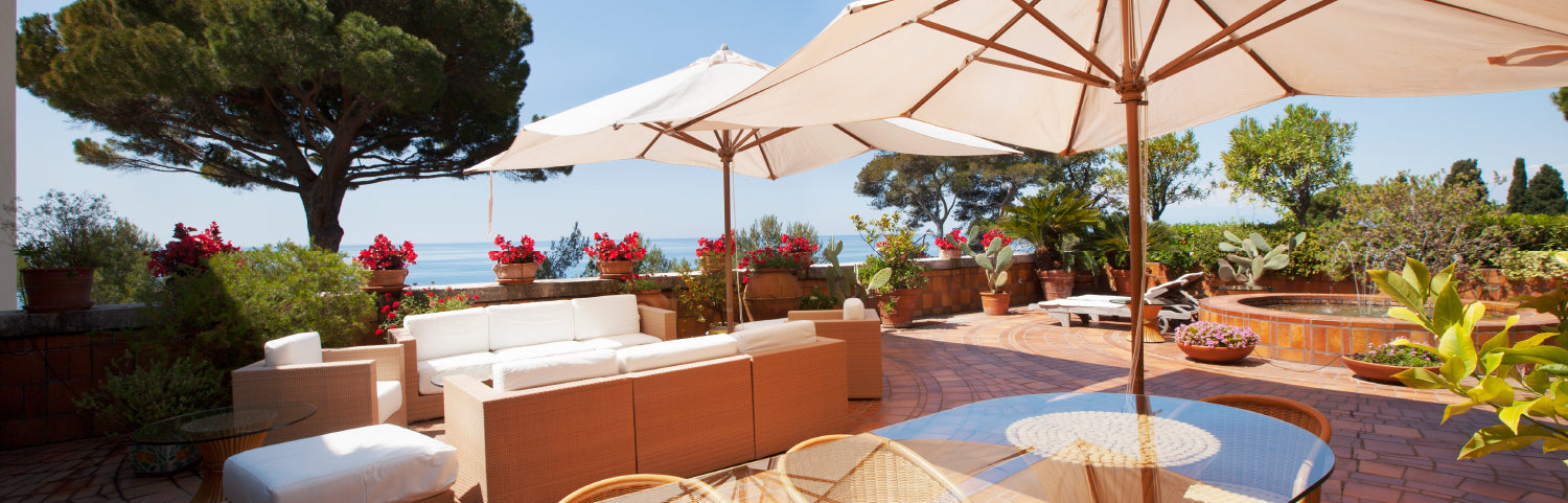 Find a great selection of outdoor furniture at Bel Furniture