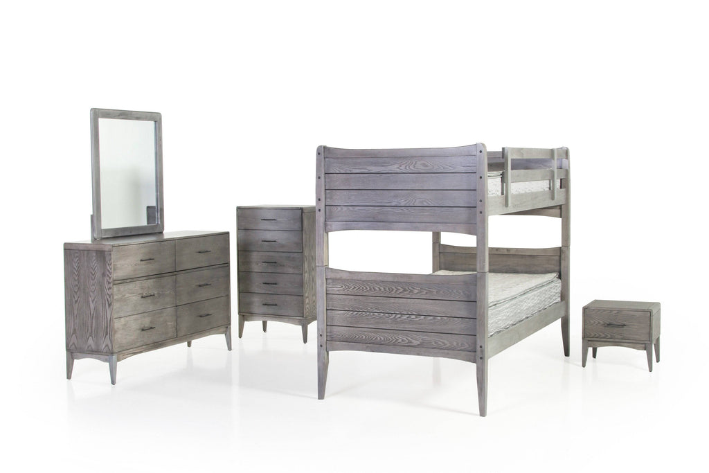 6 Piece Twin Bedroom Set