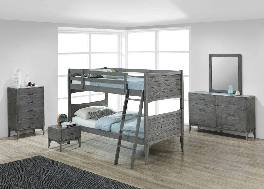 4Pc Twin Bedroom Set Plus Bonus FREE Chest
