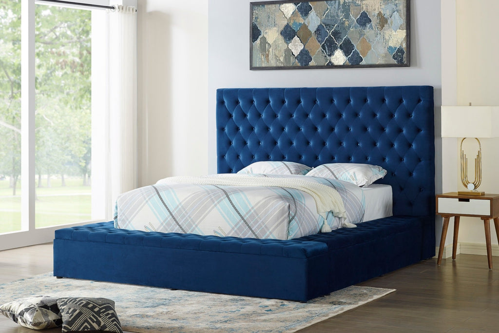 3 PIECE KING BED