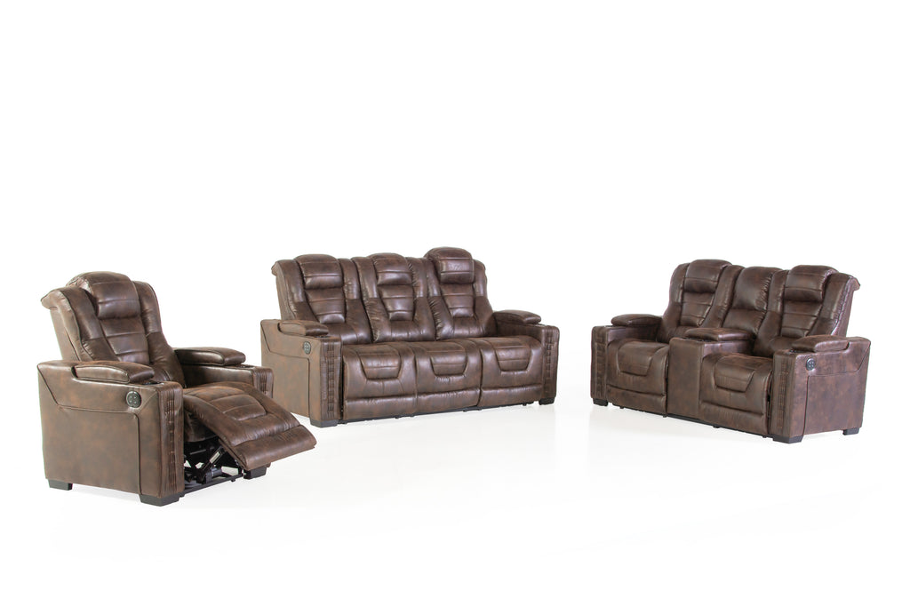 2 PIECE POWER MOTION LIVING ROOM SET