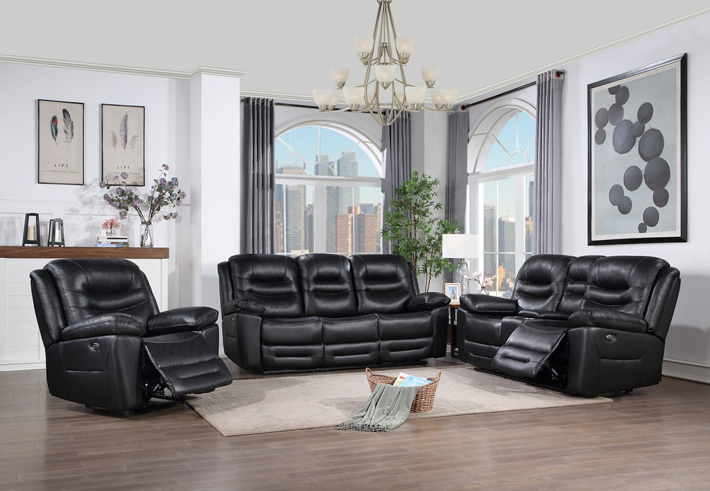 3 PIECE POWER MOTION LIVING ROOM SET