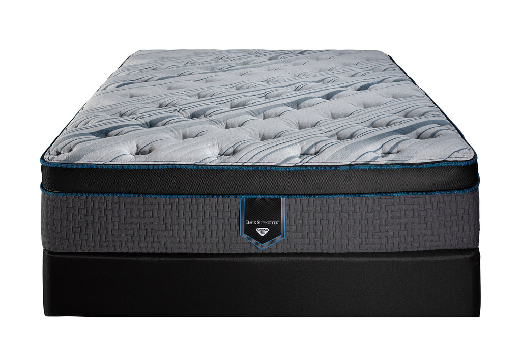 SPRING AIR LISA PILLOW TOP FULL BOGO MATTRESS ONLY