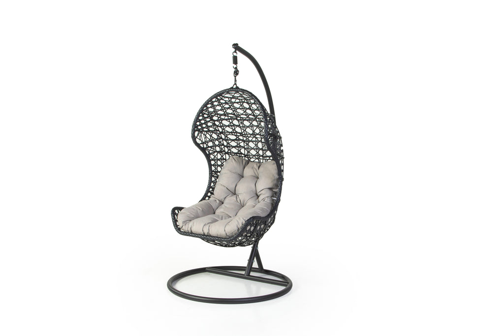3 Piece Basket Swing Chair