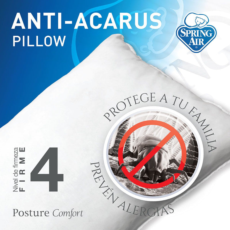 Almohada Frosty Gel - Firmeza media
