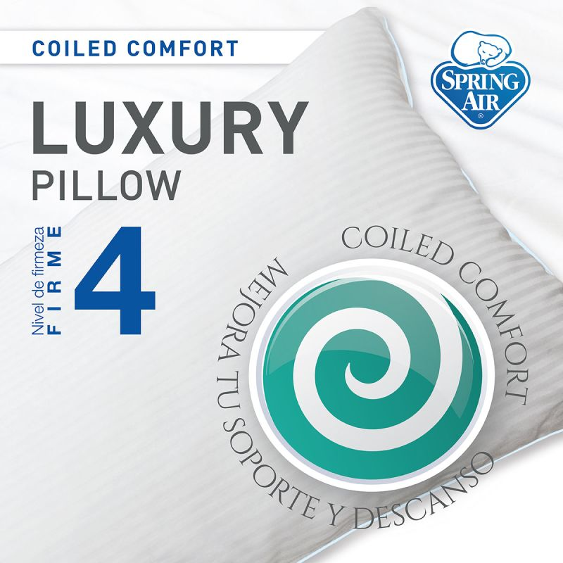 Almohada Luxury - Firme