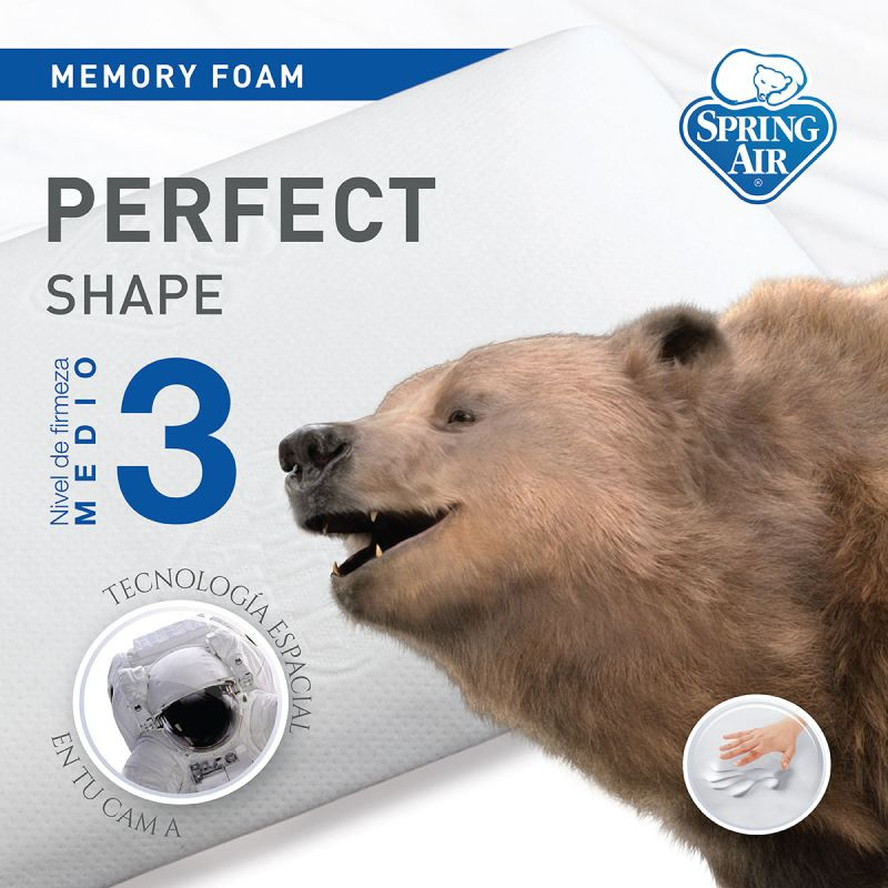 Almohada Perfect Shape - Firmeza media