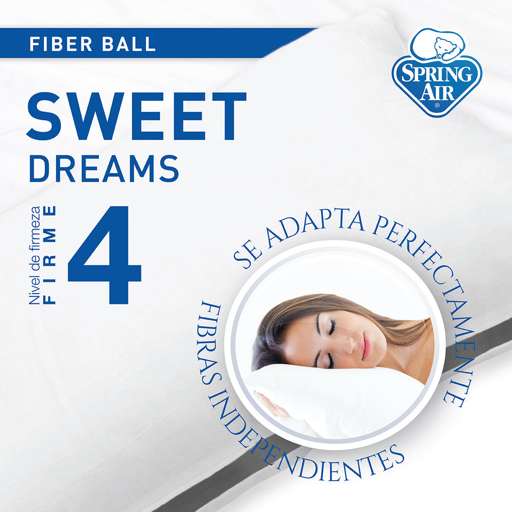 Almohada Sweet Dreams - Firme