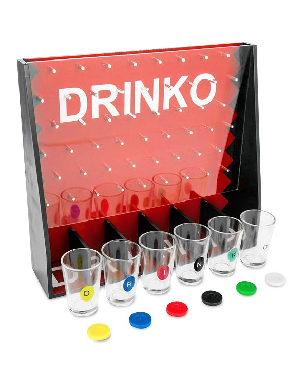 Men's Republic Drinko Shots Game