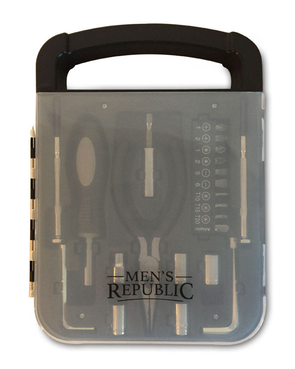 Men's Republic 20 Piece Tool Kit