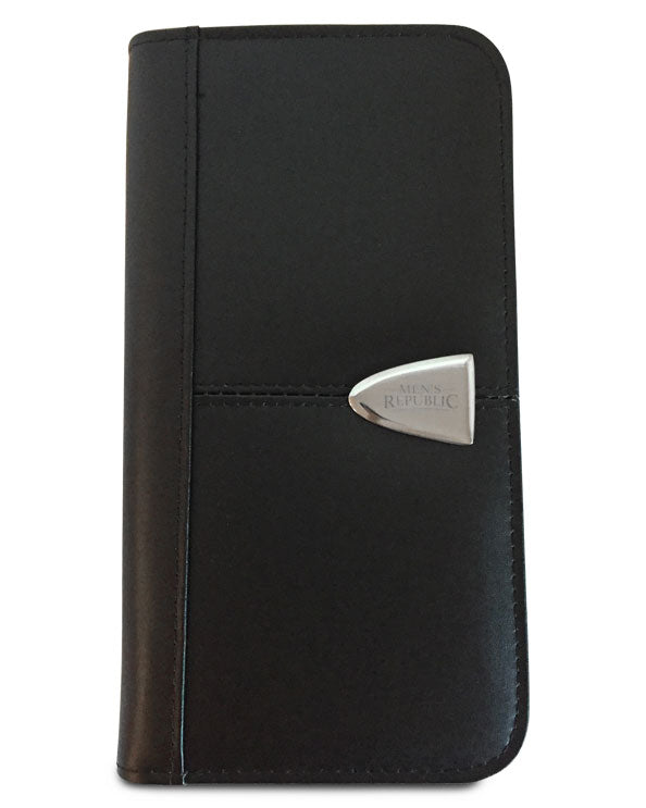 Men's Republic Leather Travel Wallet