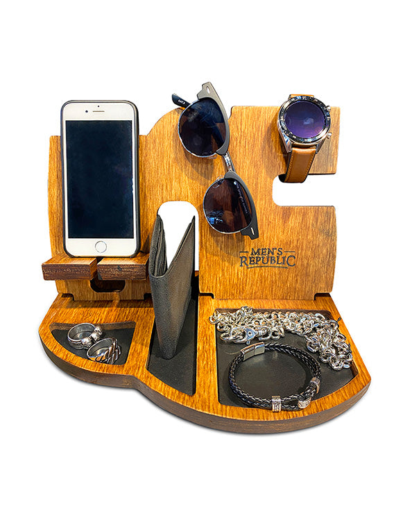 Men's Republic - Docking Station and Nightstand