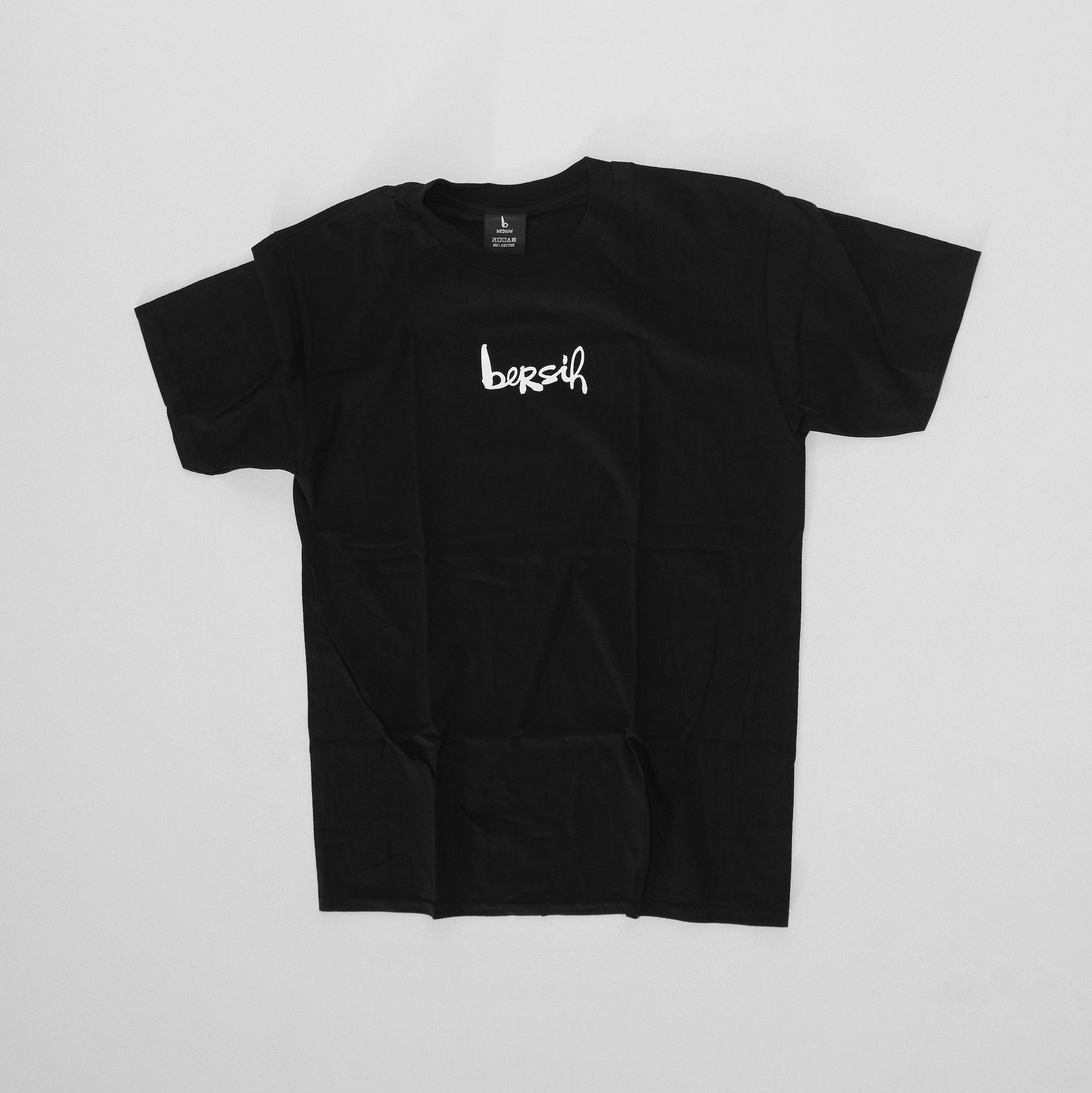 Original brush script logo T-shirt