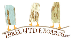 Three Little Boards