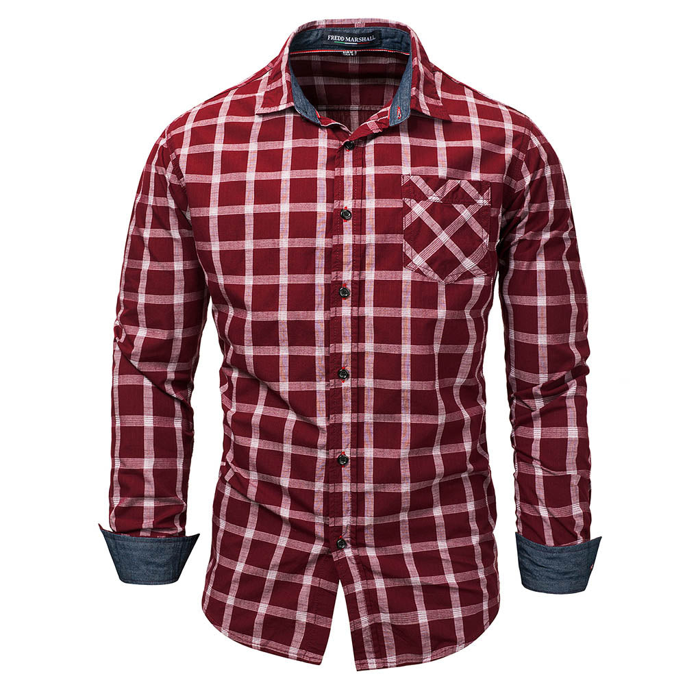 Fausto Plaid Shirt