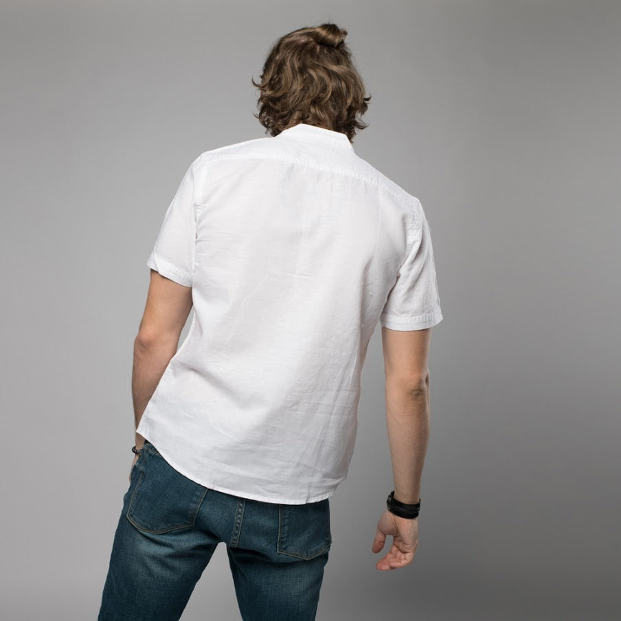 Breathable Linen Shirt