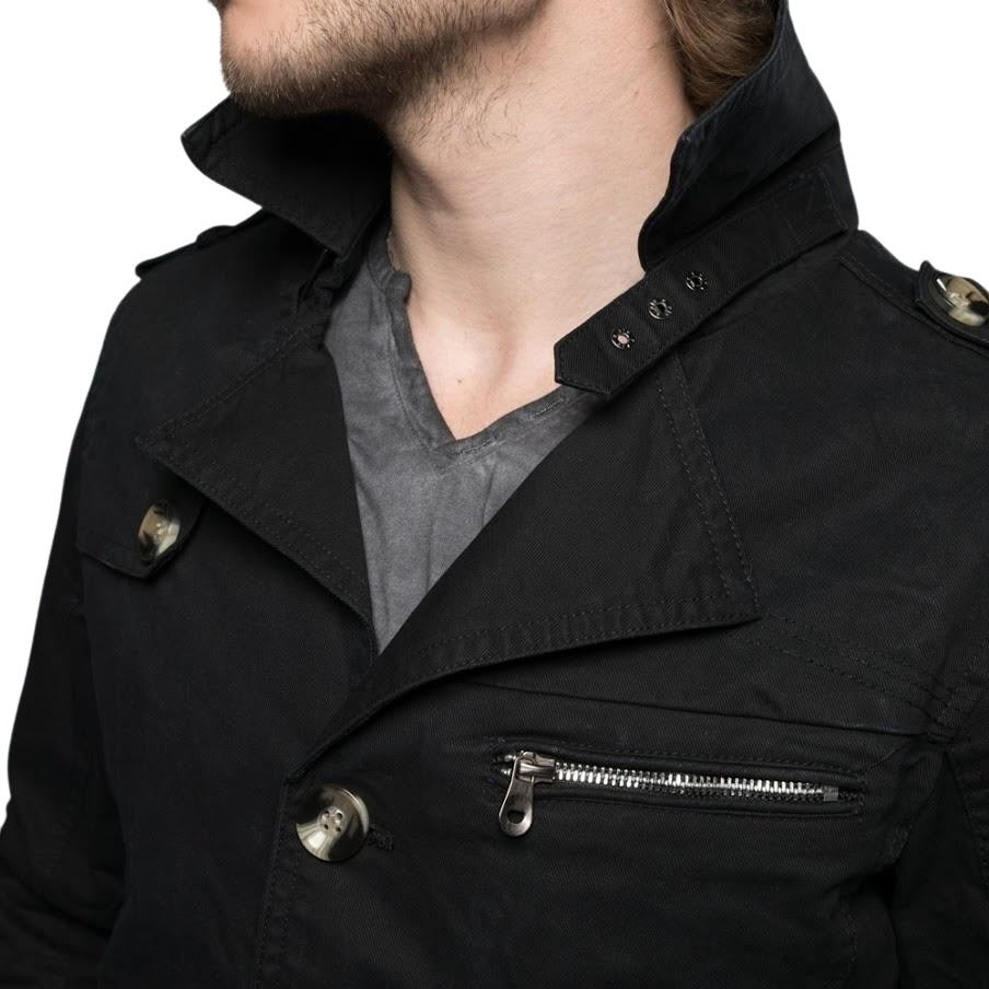 Basic Black Coat