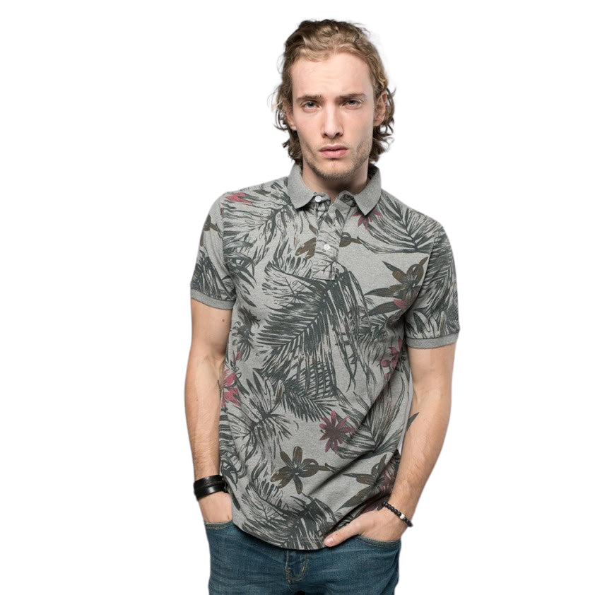 Dark Exotic Polo T-Shirt