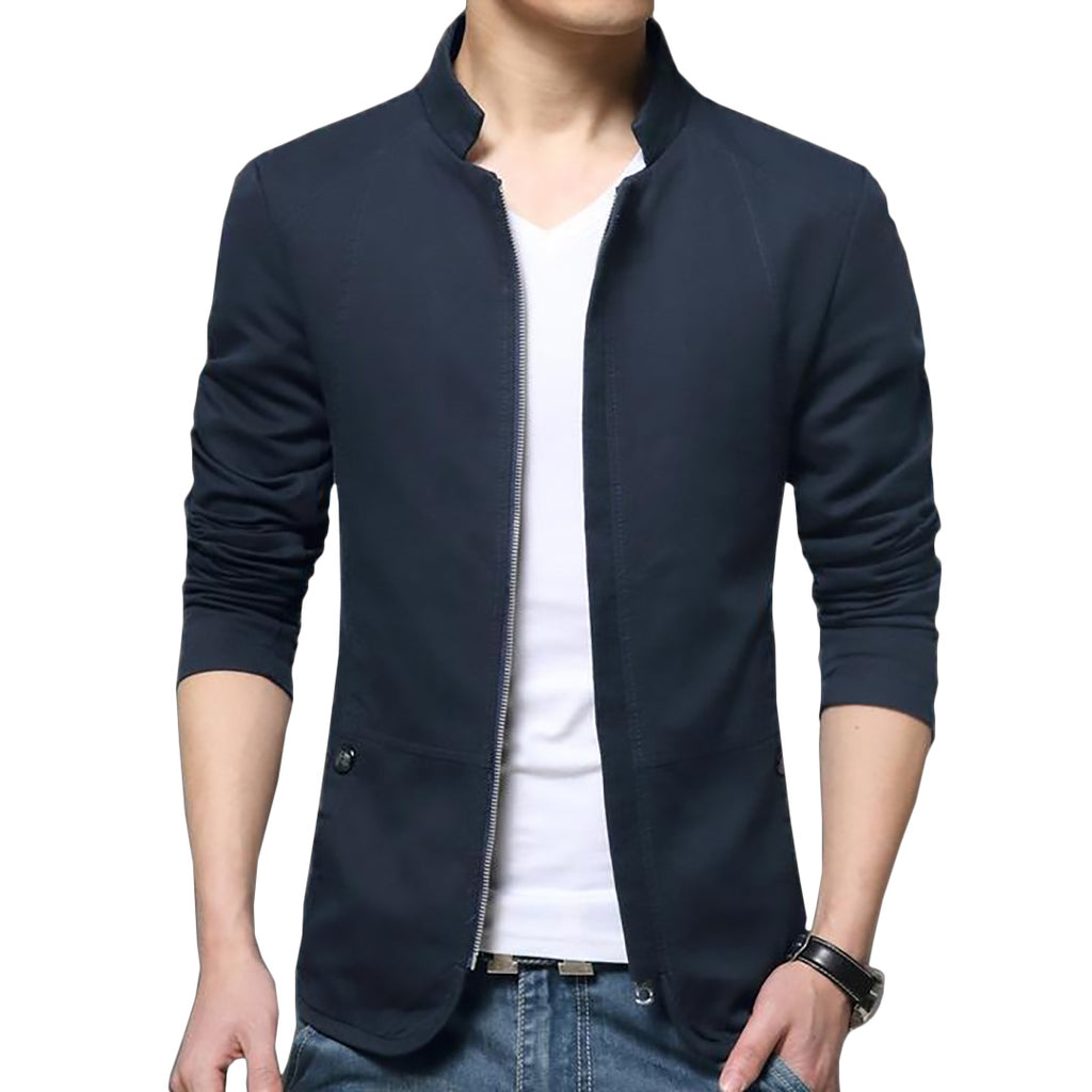 British Slim Casual Jacket