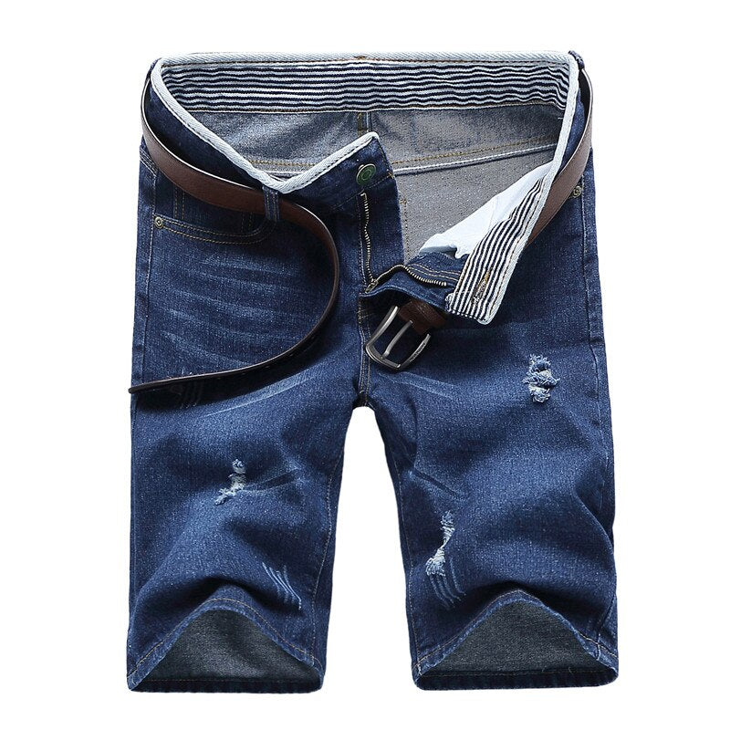 Arnoldo Denim Shorts