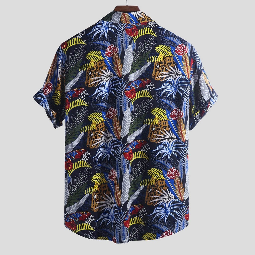 Henrique Short Sleeve Shirt