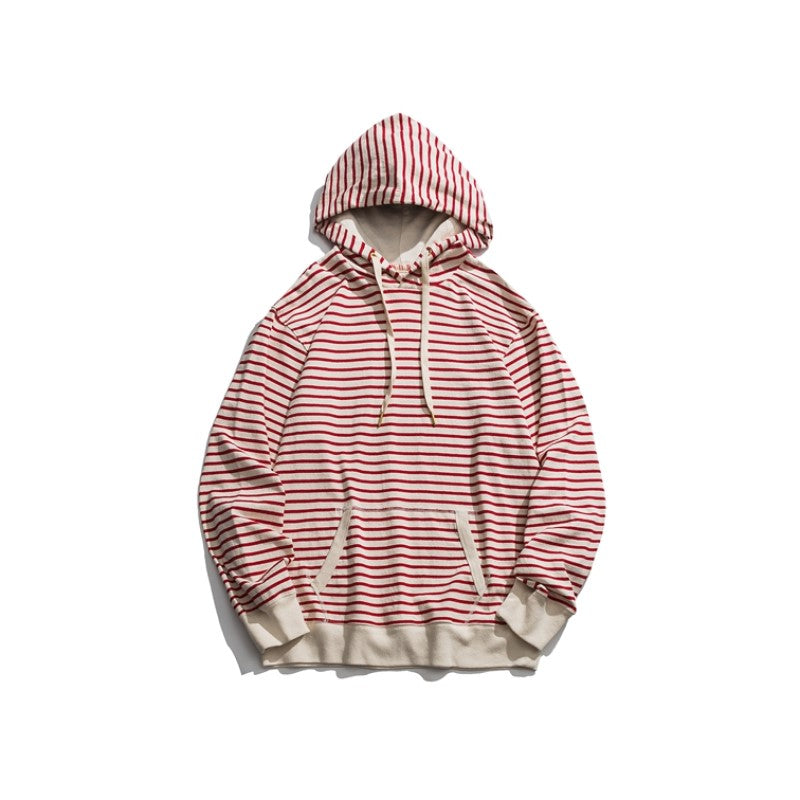 Mariotto Striped Hoodie