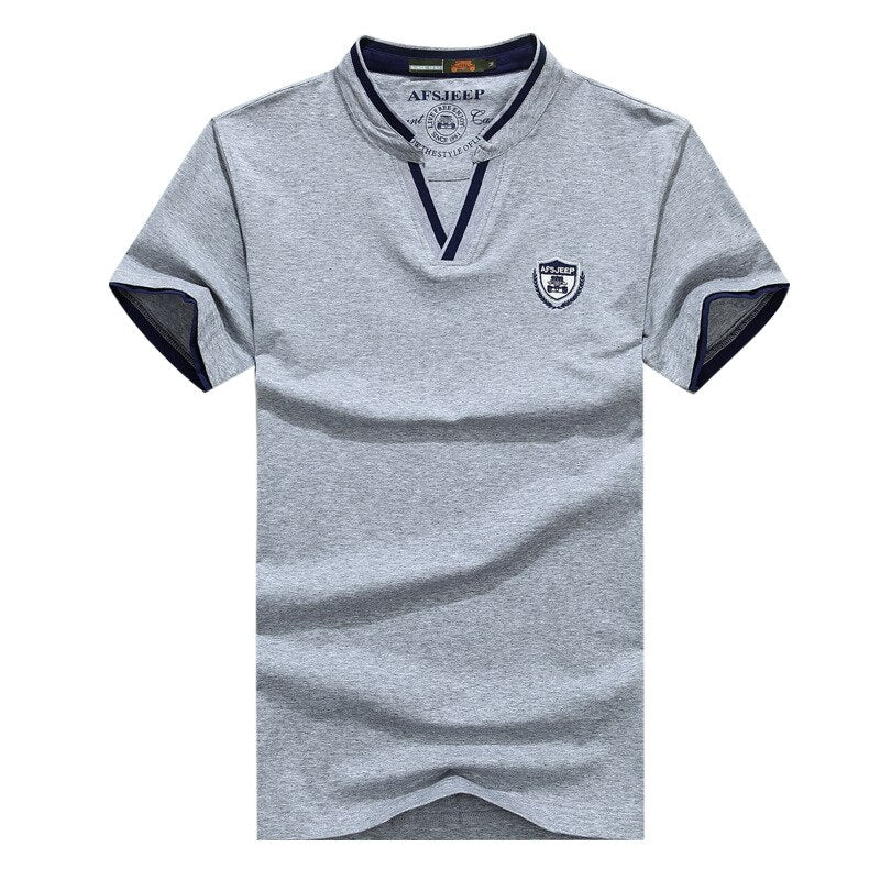 Leon Short Sleeve Polo Shirt