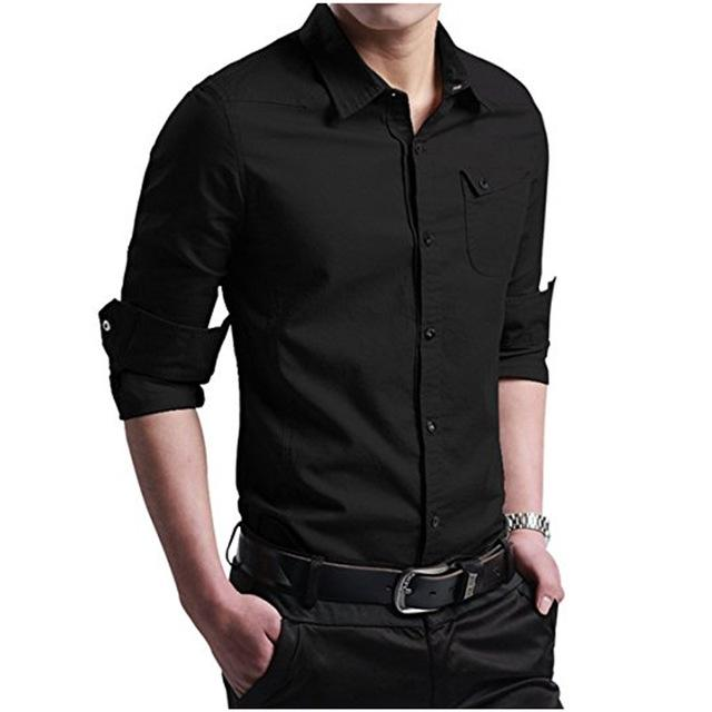 Stylish Button-up Shirt