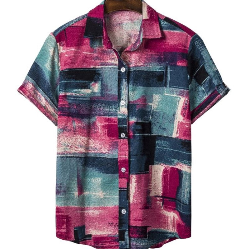Printed Fashionable Shirt