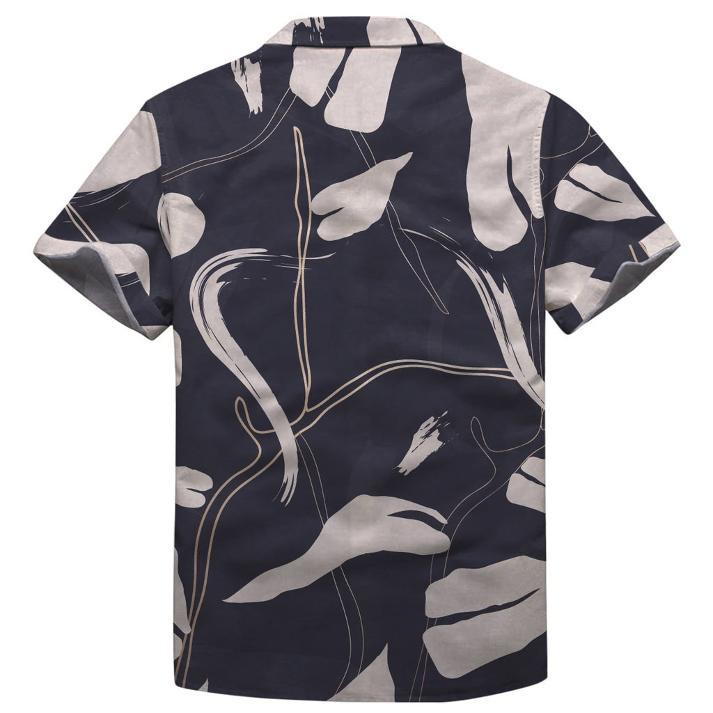 Night Dance Button Shirt