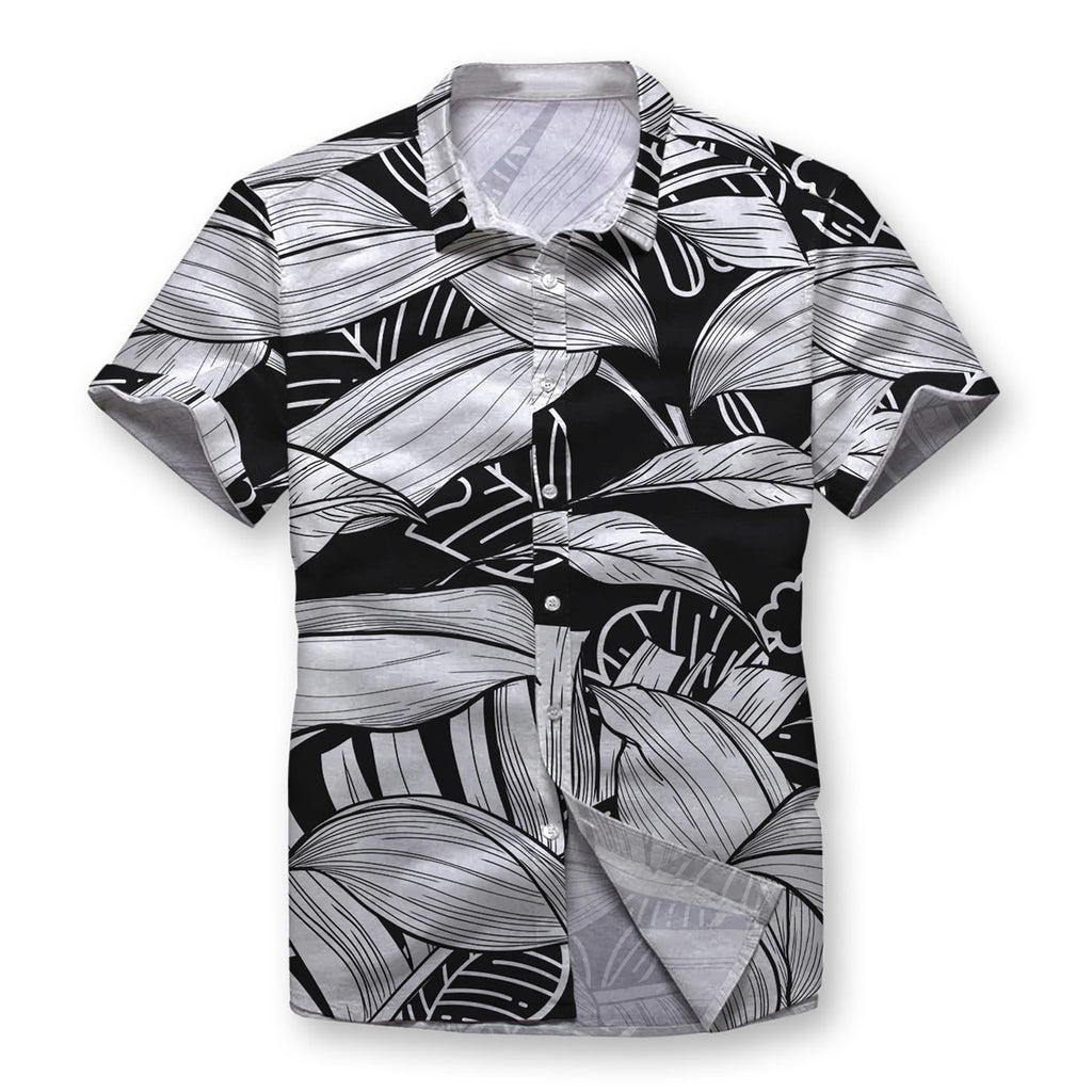 Hawaii Nights Button Shirt