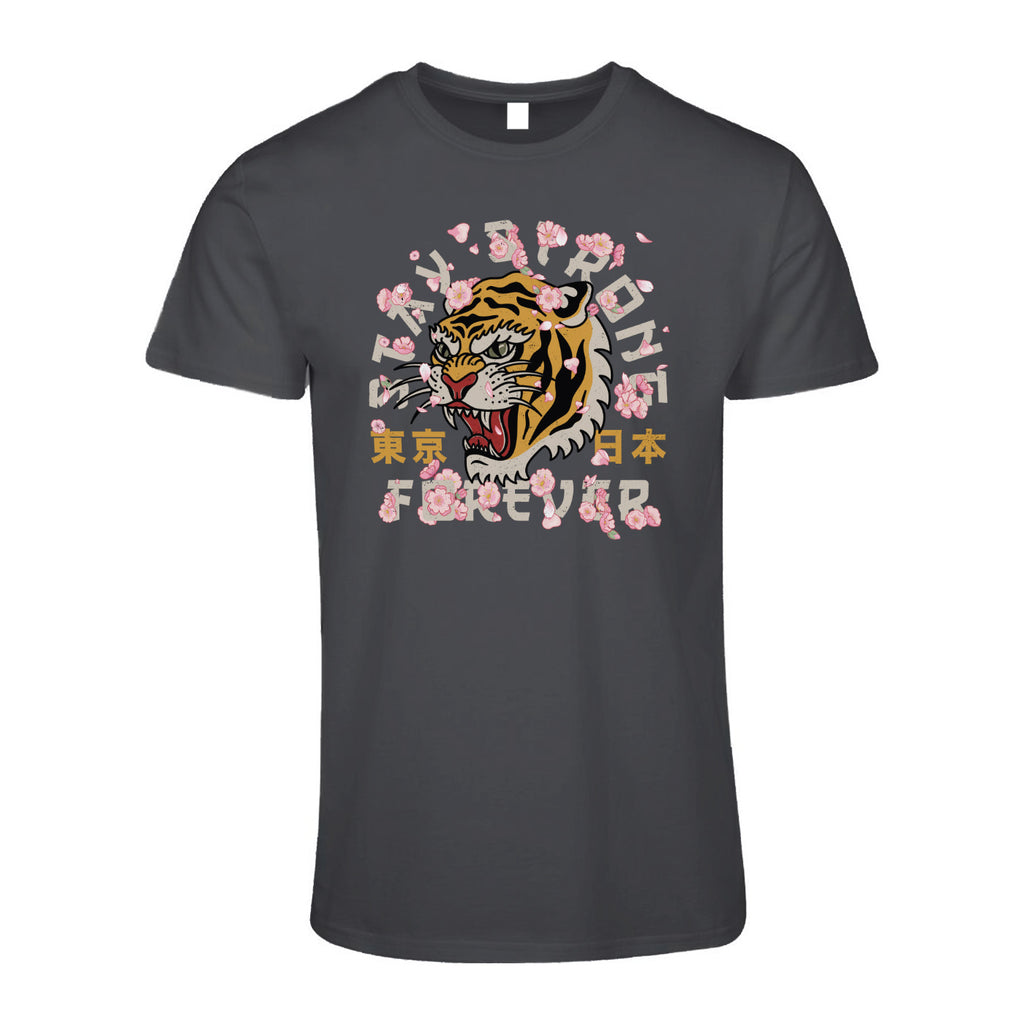Autumn Tiger T-Shirt