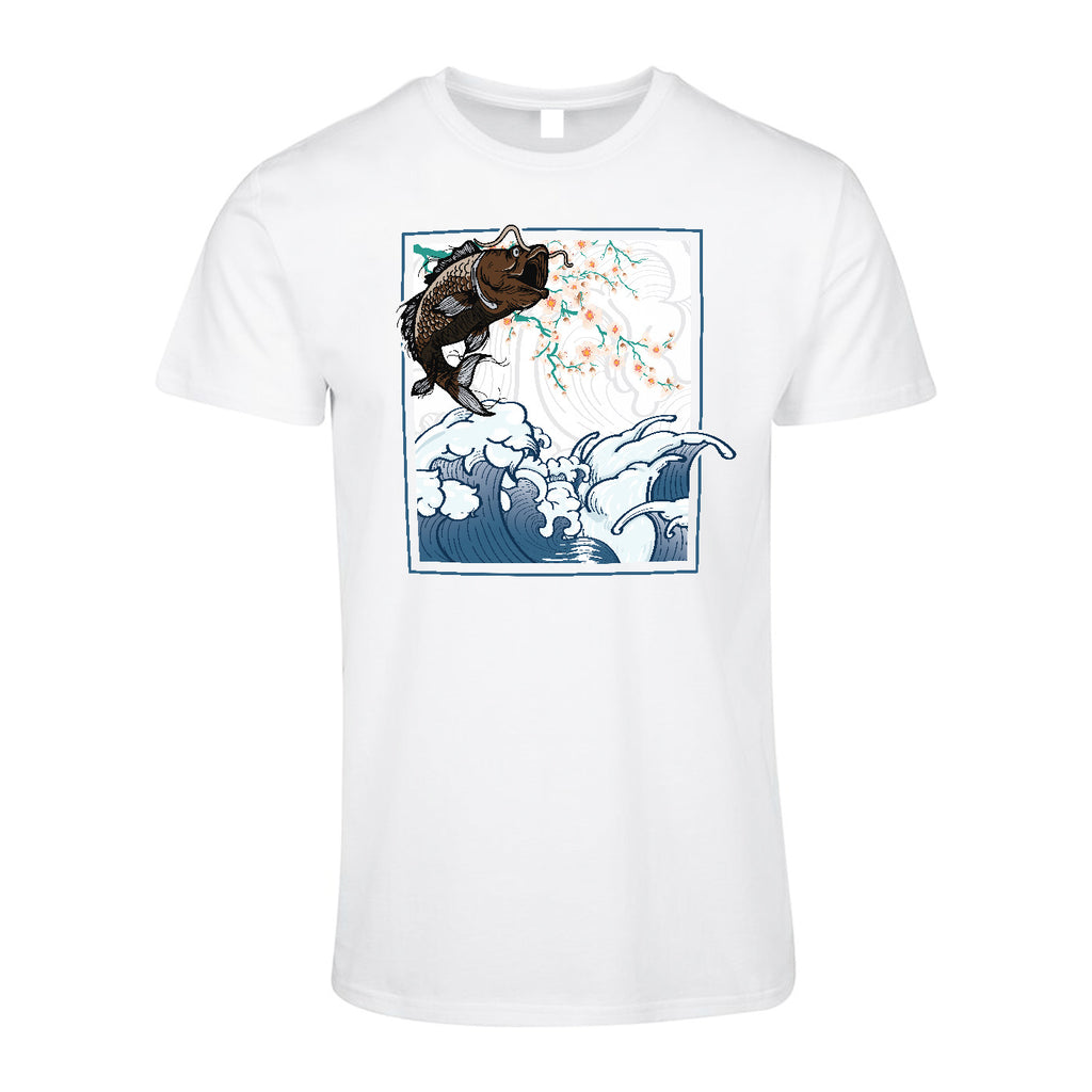 Jumping Koi T-Shirt