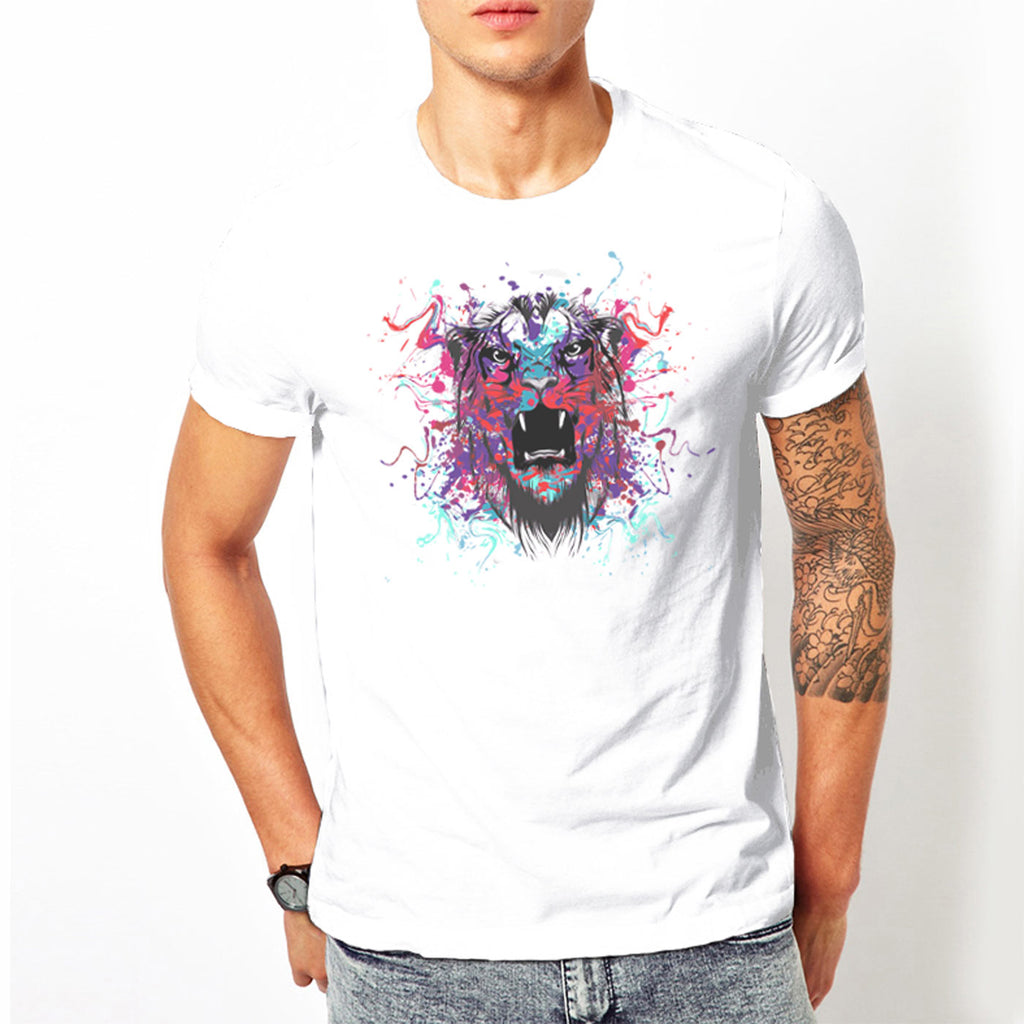 Furious Tiger T-Shirt
