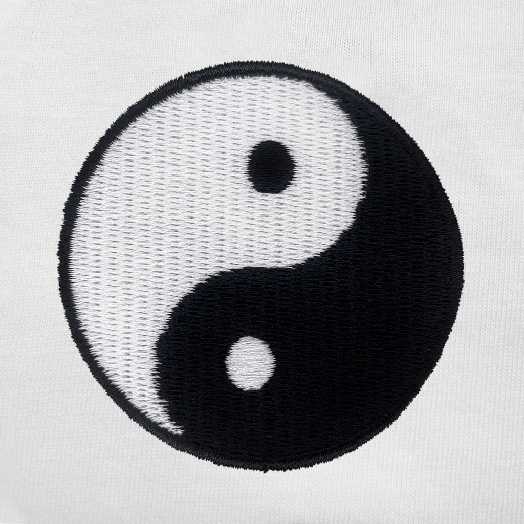 Balance Embroidered T-Shirt
