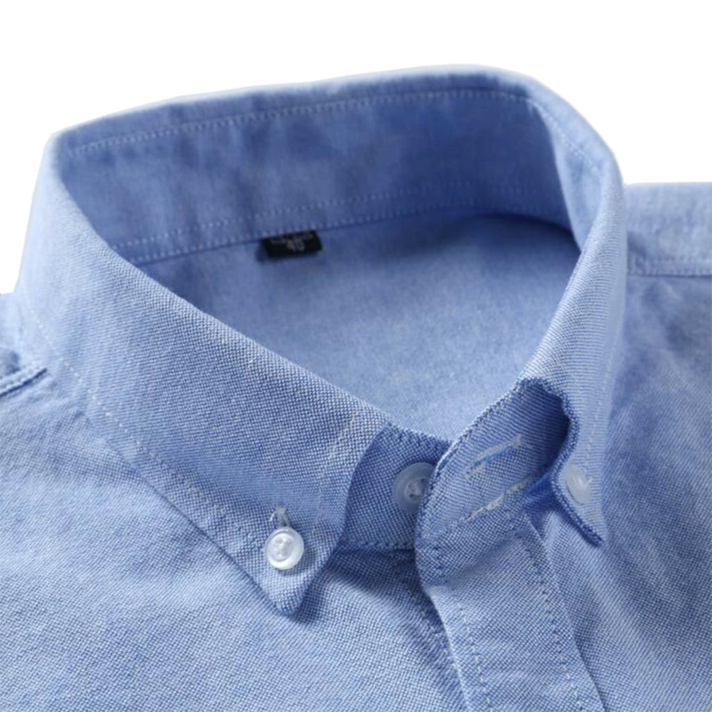 Oxford Button Shirt