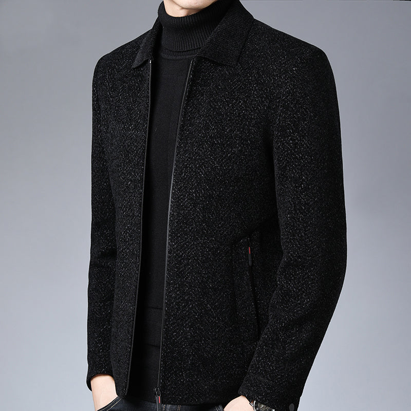 Thick Woolen Jacket