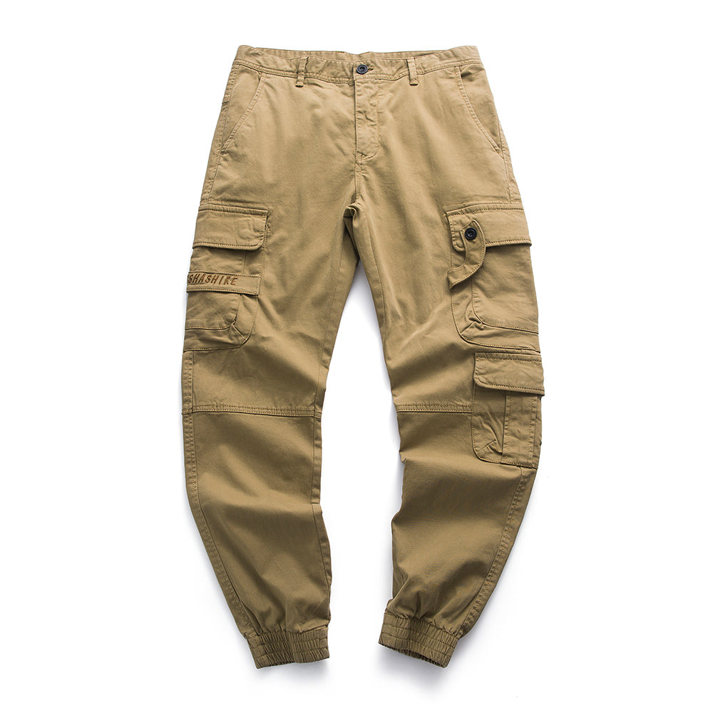 Functional Multi Pocket Joggers