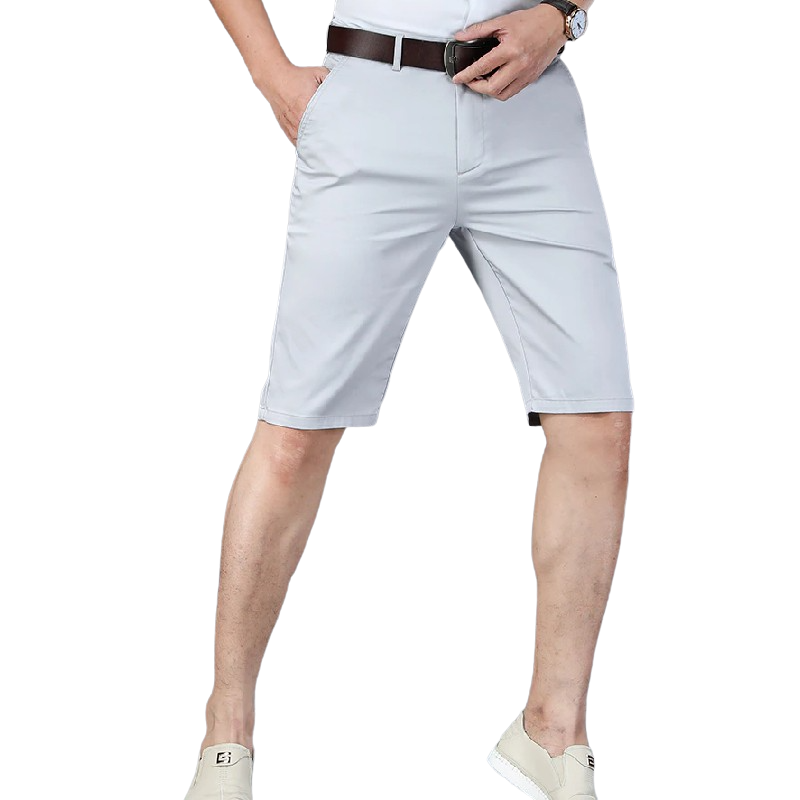 Casual Elastic Shorts