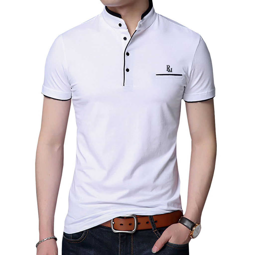Polomano Embroidered Polo Shirt