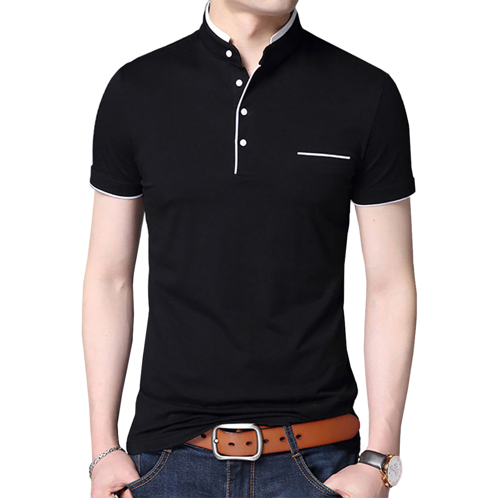 Classic Design Polo Shirt
