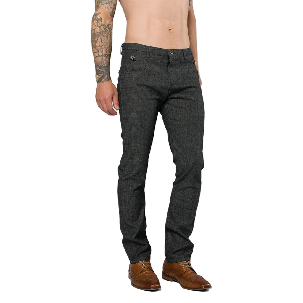 Erminio Tailored Fit Casual Pants