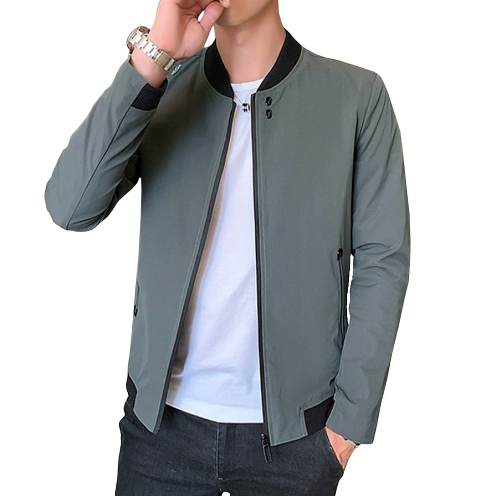 Breathable Zipper Jacket