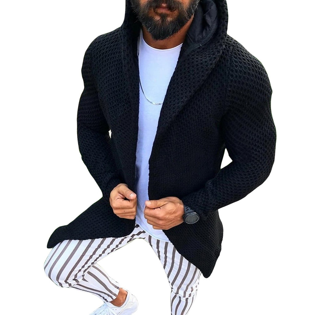 Alessio Hooded Sweater