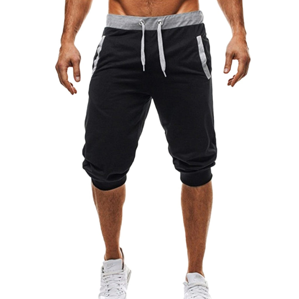 Breathable Harem Shorts