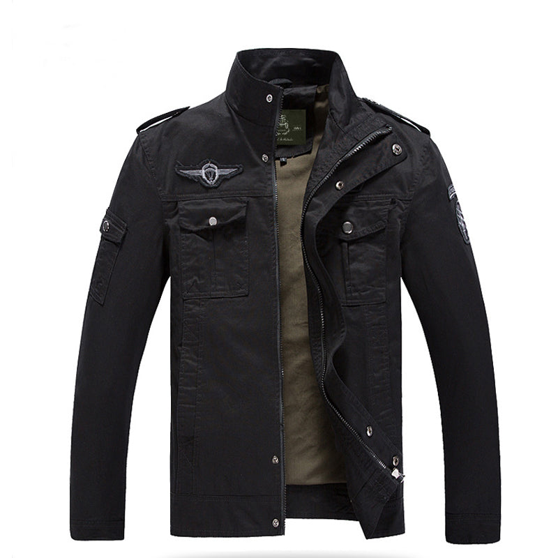 Military Fighter Jacket