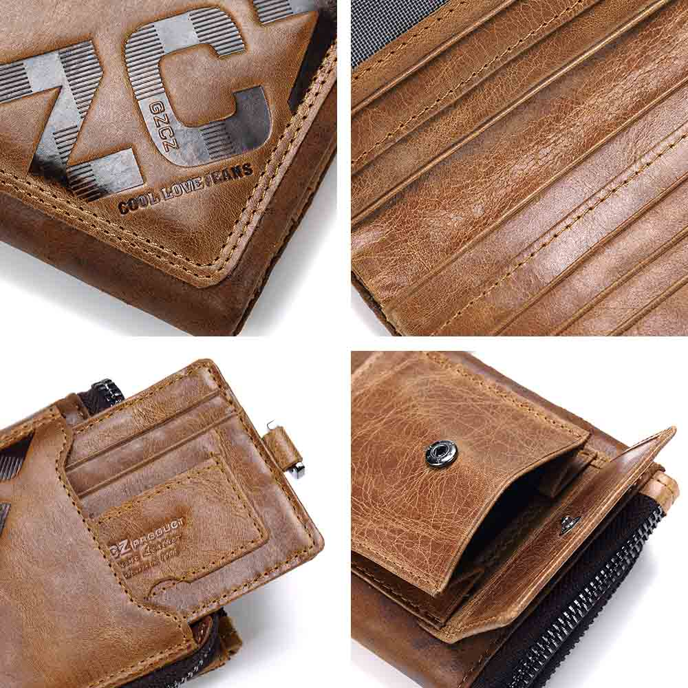 Cornell Leather Wallet